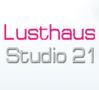Lusthaus Studio 21 Wien logo